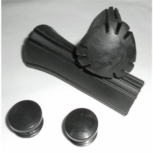 Handgriff / Fussgummierung für Twister