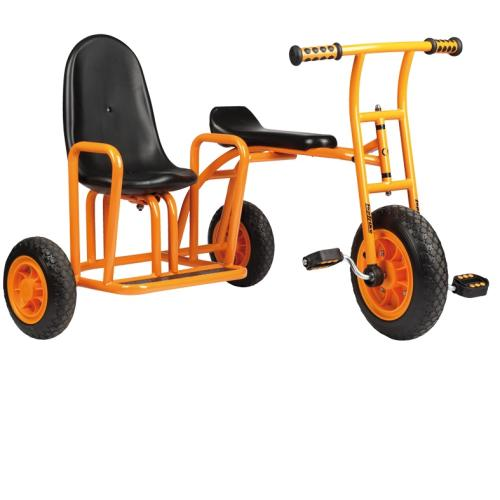 Dreirad Seitenwagen + EVA-Bereifung