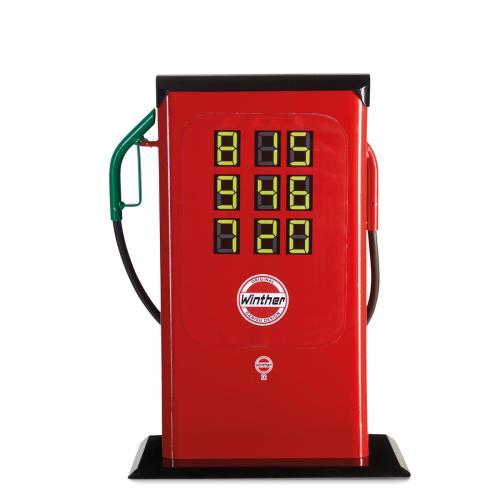 CHALLENGE Tankstelle