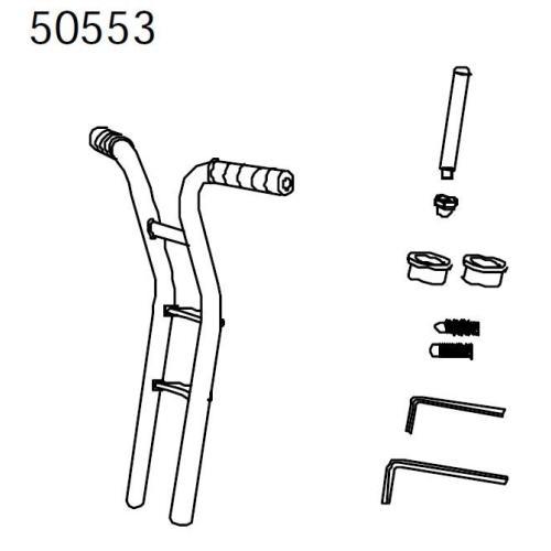 Vorderradgabel für 460