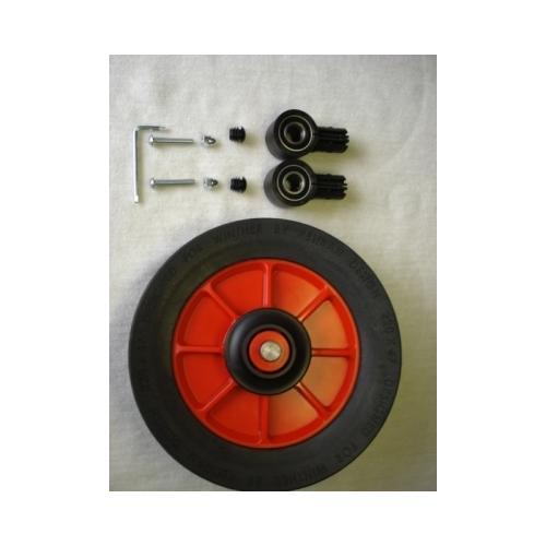 Hinterrad Kompl. für Roller 220x50