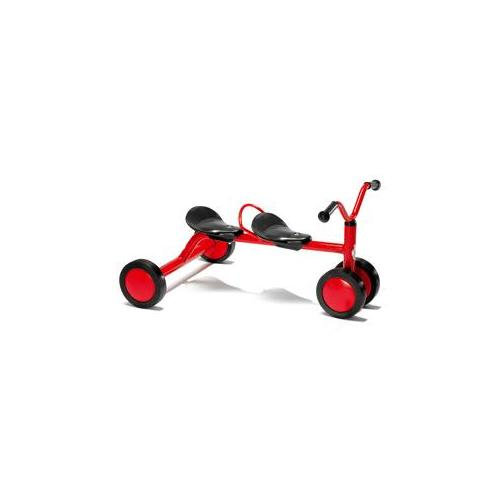 Mini Rutsch Dreirad 2 Kinder 432 (Schiebefahrzeug)