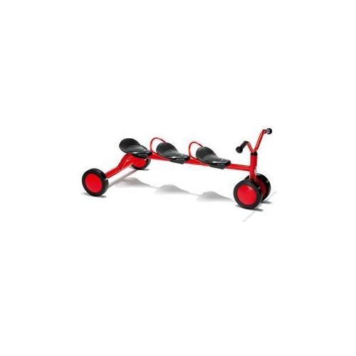 Mini Rutsch Dreirad 3 Kinder 439 (Schiebefahrzeug)