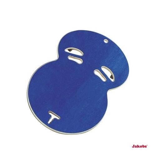 Rolleti Rollbrett blau