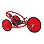 Winther U-Rider   die Hinterräder sind jetzt geschlossen