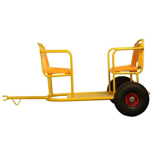 MOON-CAR TROLLEY 2 SEATER
